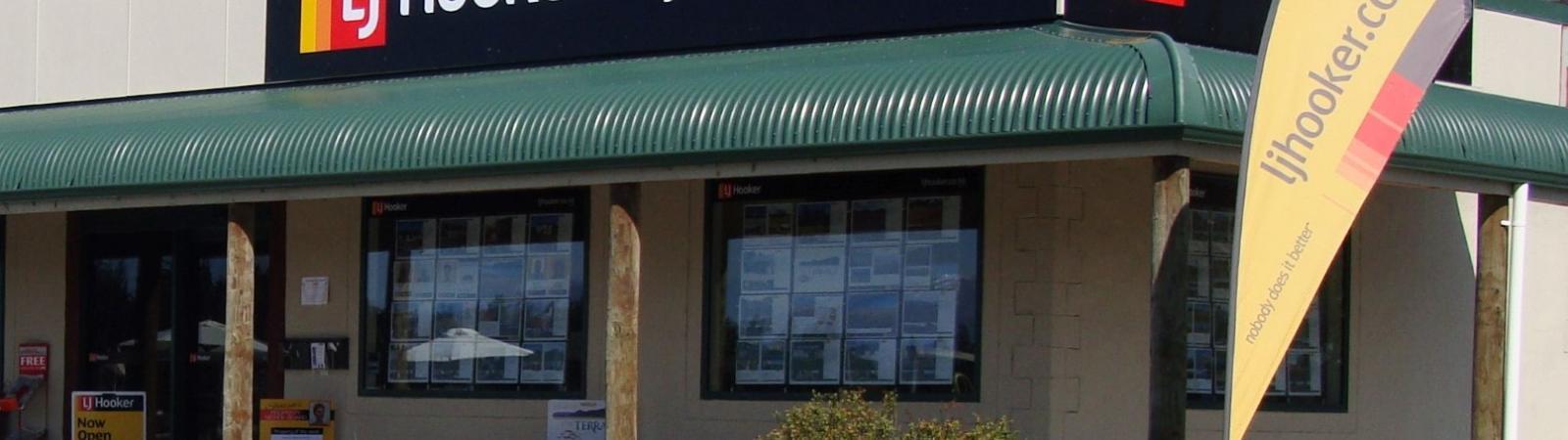 LJ Hooker Twizel office street view image